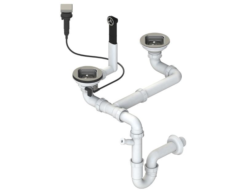 Code 2575 Ml 73186 Plumbing Sets With 114 Waste Plumbing Sets